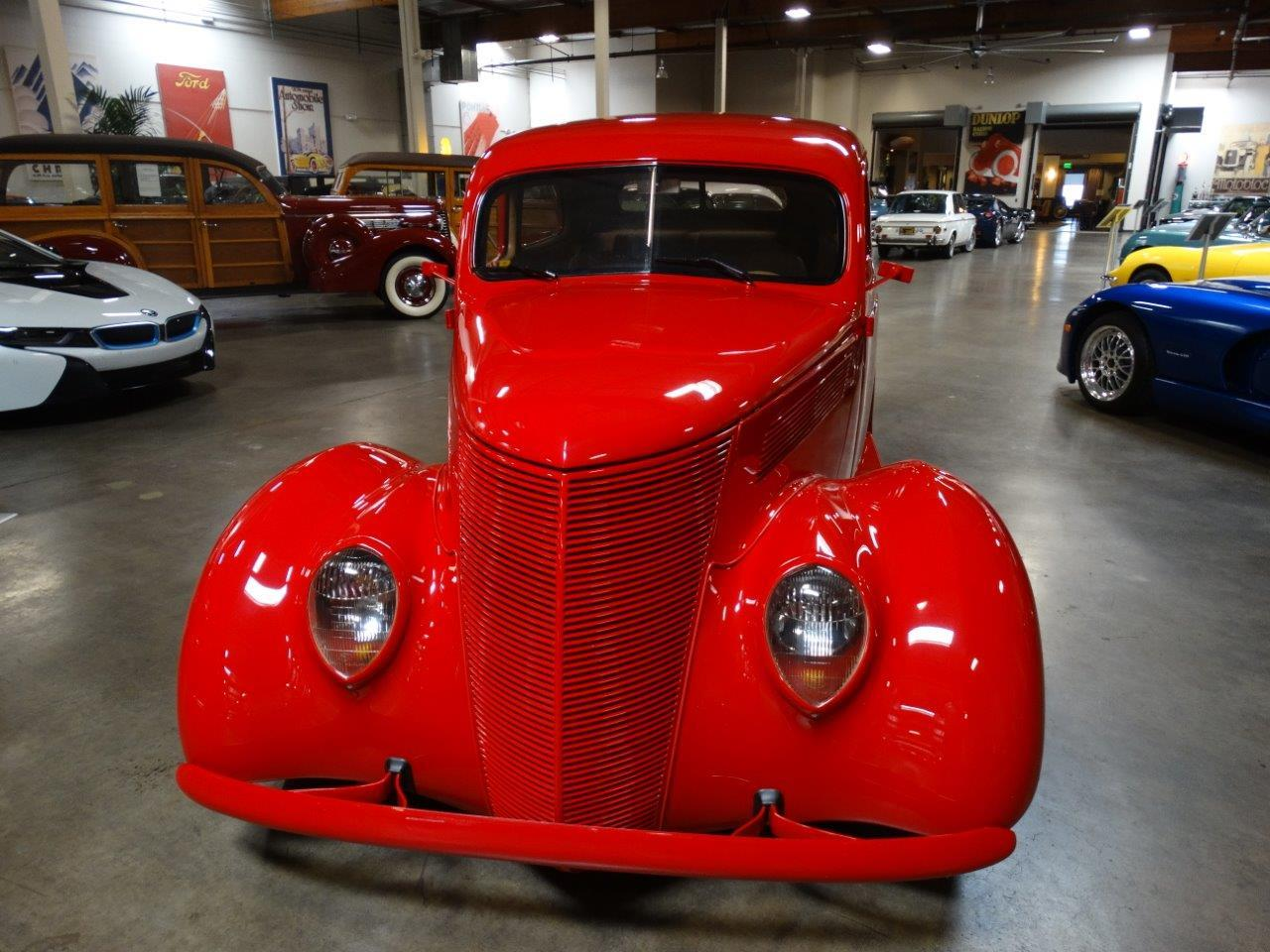 Large Picture of Classic '37 Deluxe located in Costa Mesa California Offered by Crevier Classic Cars - LJAE