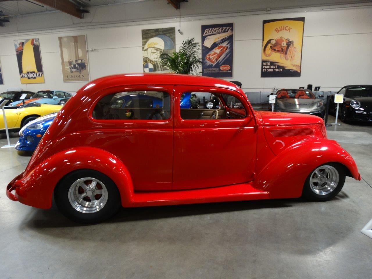 Large Picture of '37 Ford Deluxe located in California Offered by Crevier Classic Cars - LJAE