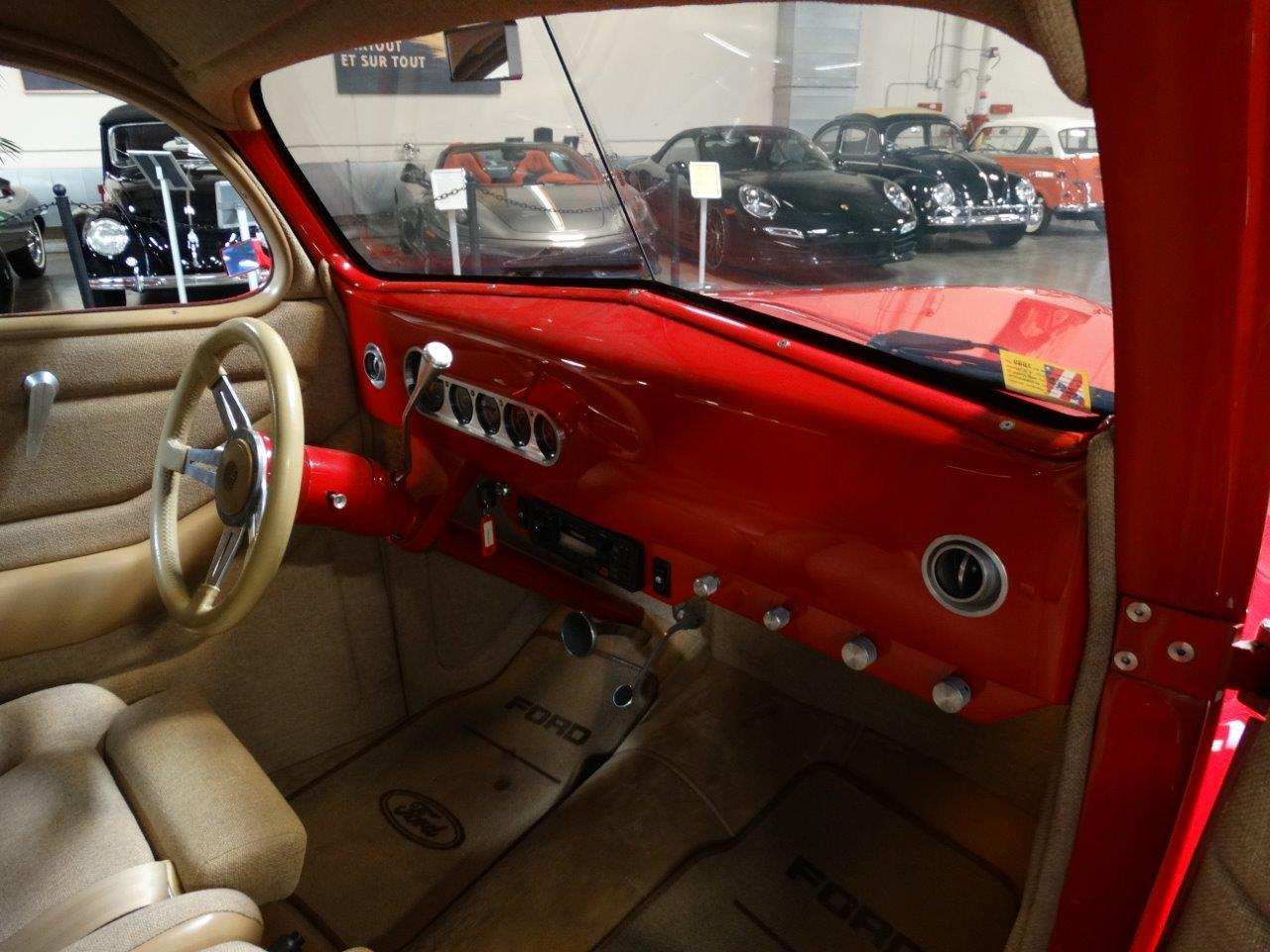 Large Picture of 1937 Ford Deluxe - $44,500.00 Offered by Crevier Classic Cars - LJAE