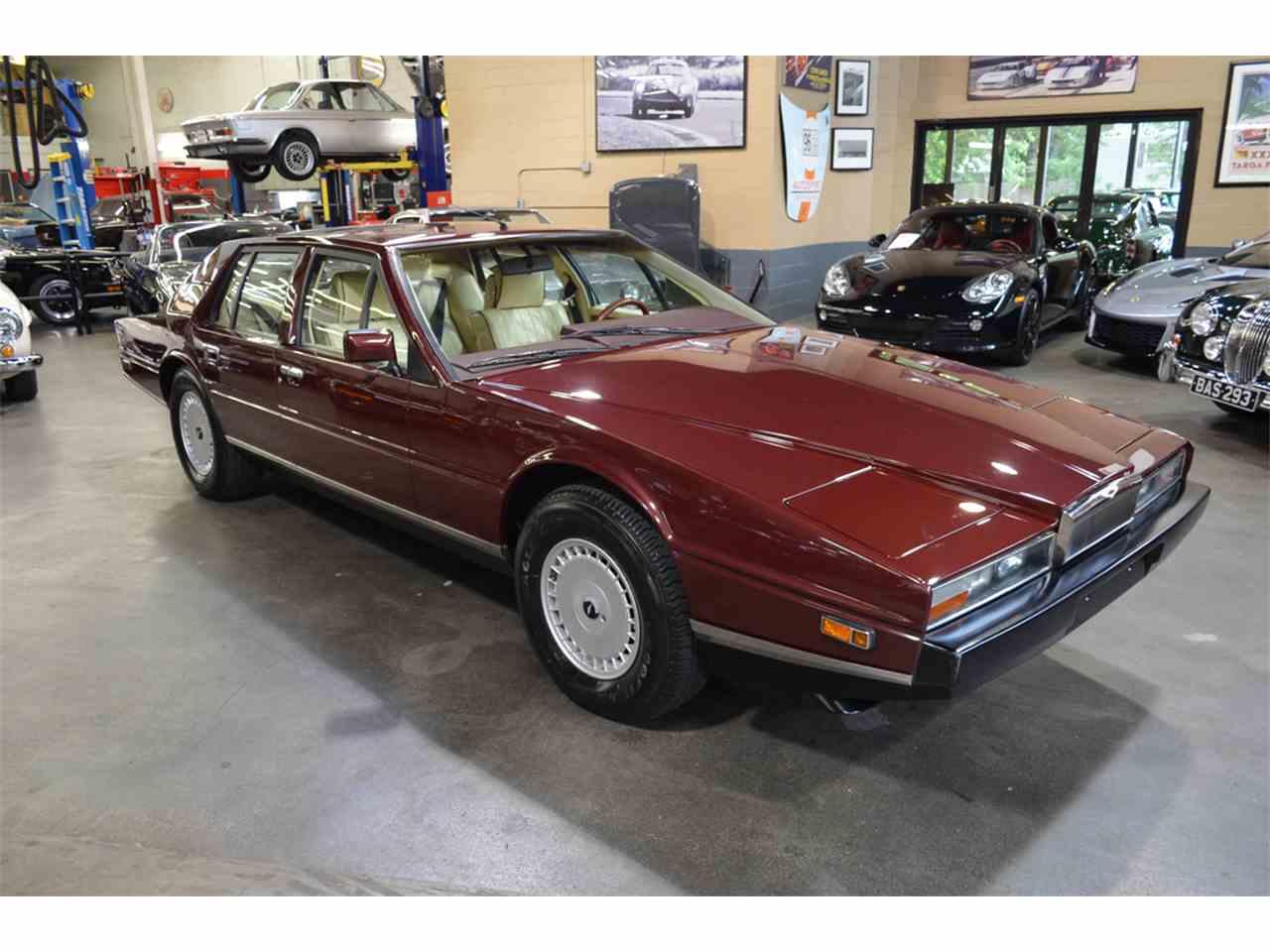 Large Picture of '87 Lagonda Series 3 - LFZE