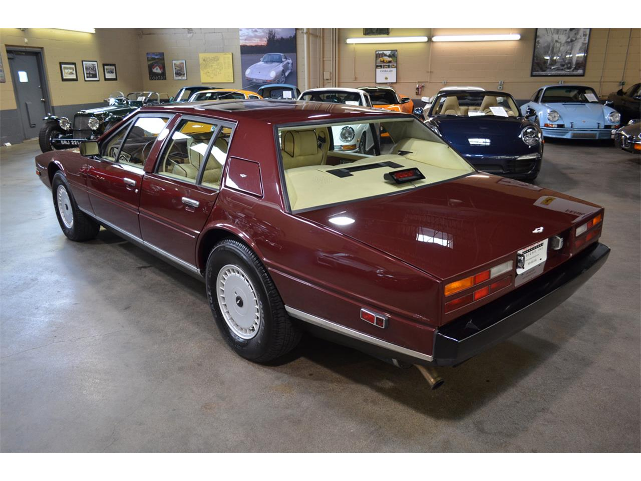Large Picture of '87 Lagonda Series 3 - LFZE