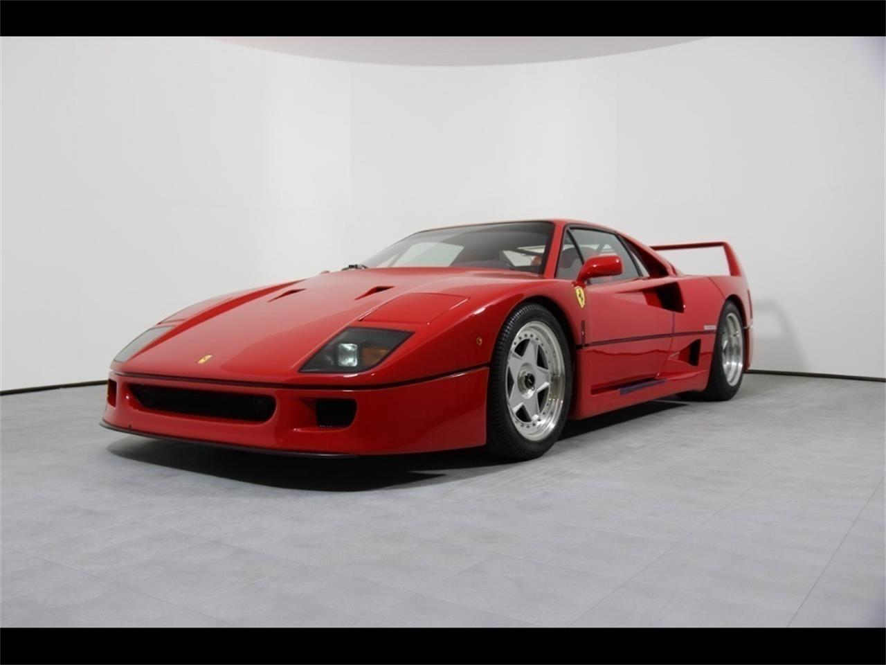 1991 Ferrari F40 for Sale | ClassicCars com | CC-1004969