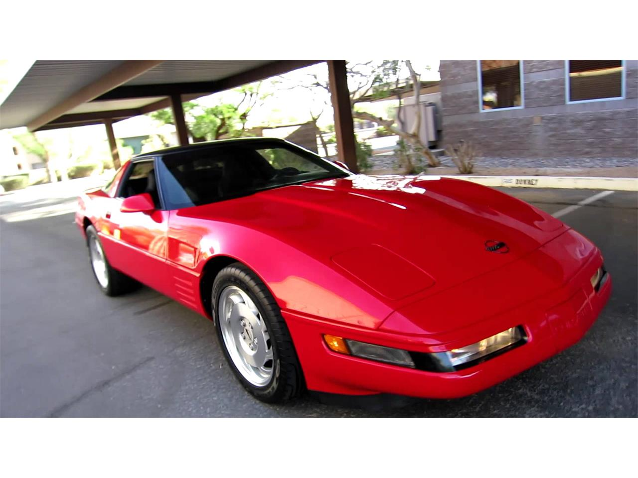 Large Picture of 1994 Chevrolet Corvette - LFZL