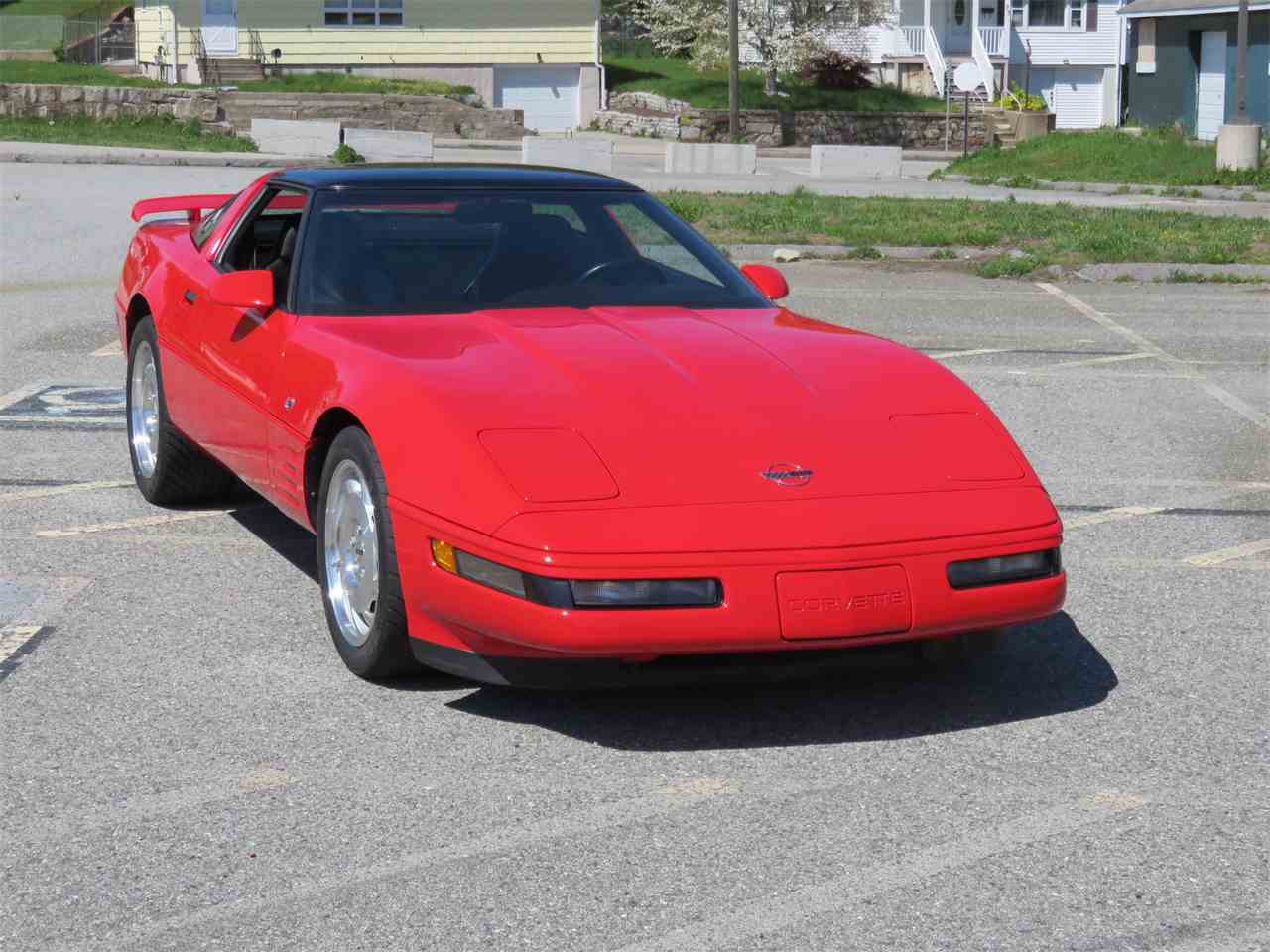 Large Picture of '94 Corvette - LFZL