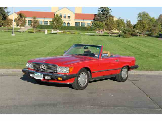 Picture of '86 560SL - LJGT