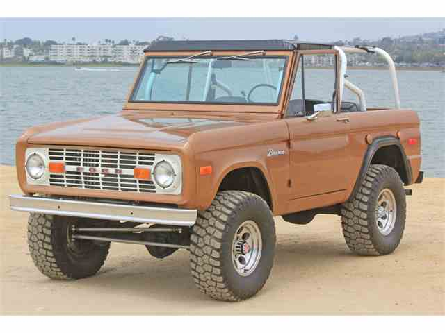Picture of '72 Bronco - LJHA