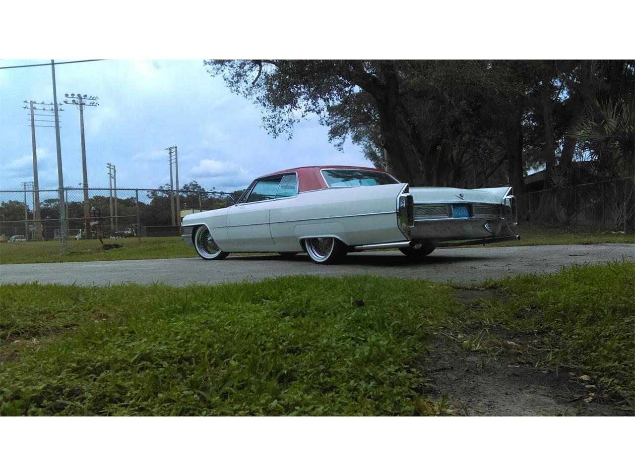 Large Picture of Classic '65 DeVille located in Florida - $19,995.00 Offered by a Private Seller - LJIS