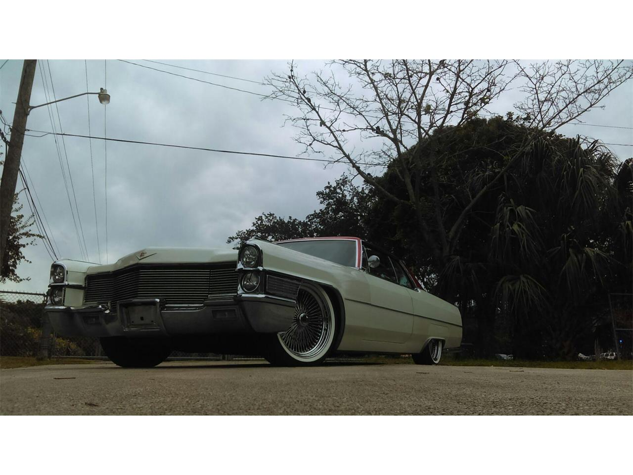 Large Picture of Classic '65 Cadillac DeVille located in Florida - LJIS