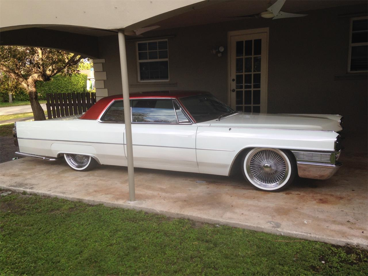 Large Picture of '65 Cadillac DeVille - $19,995.00 Offered by a Private Seller - LJIS