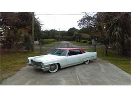 Picture of 1965 Cadillac DeVille located in Florida Offered by a Private Seller - LJIS