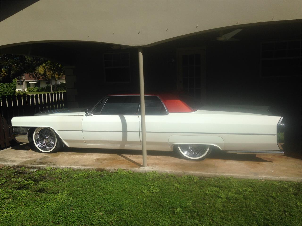 Large Picture of '65 Cadillac DeVille located in Florida - $19,995.00 - LJIS