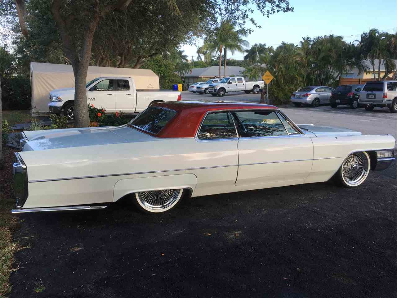 1965 Cadillac DeVille for Sale | ClicCars.com | CC-1005076