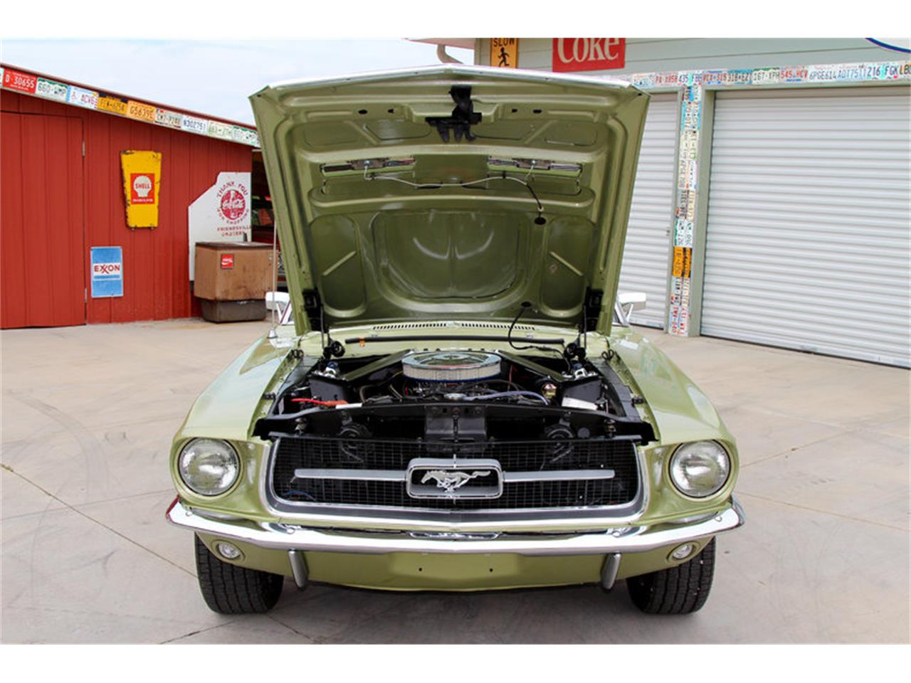 Large Picture of '67 Mustang - LJJ1