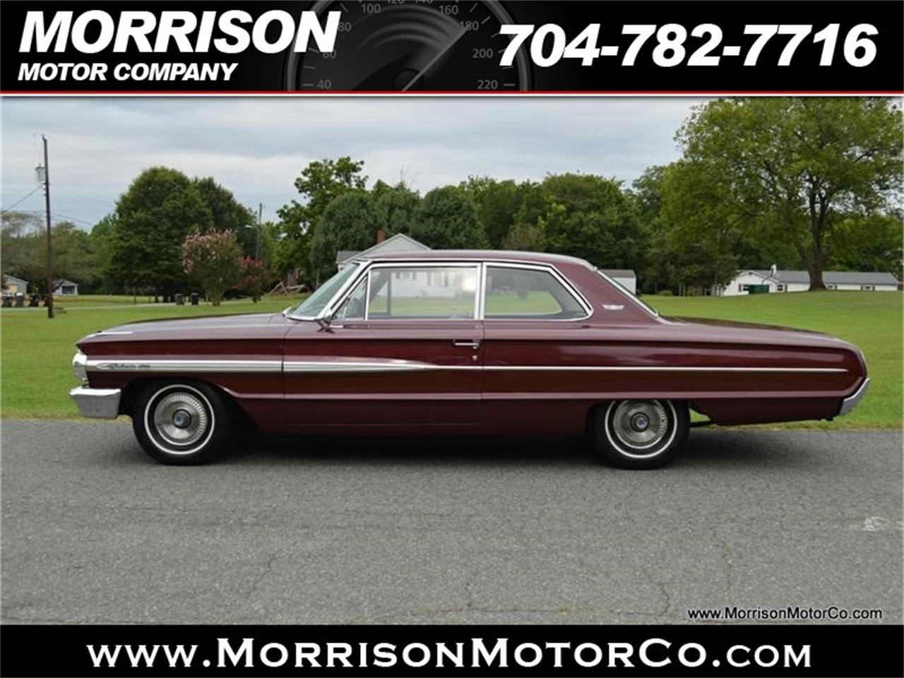 Large Picture of '64 Galaxie 500 - LJKD