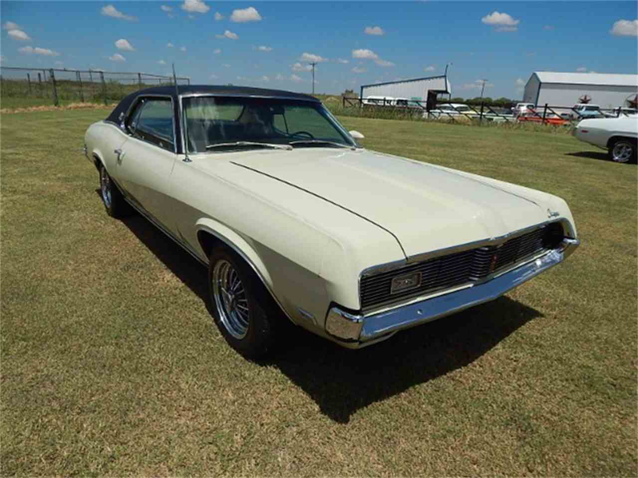 Large Picture of 1969 Cougar Offered by Lone Star Muscle Cars - LG03