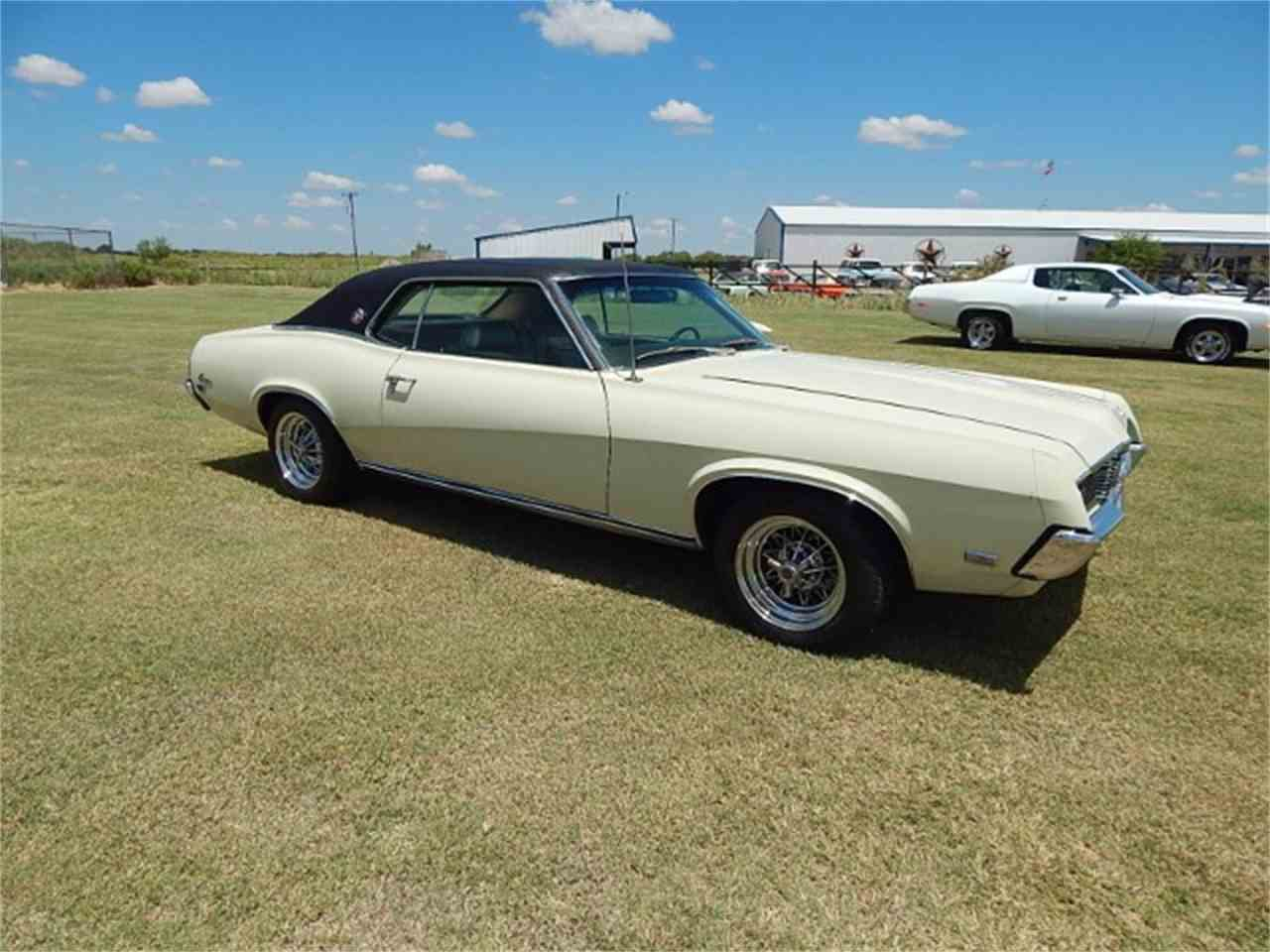 Large Picture of 1969 Mercury Cougar located in Texas - $26,900.00 - LG03