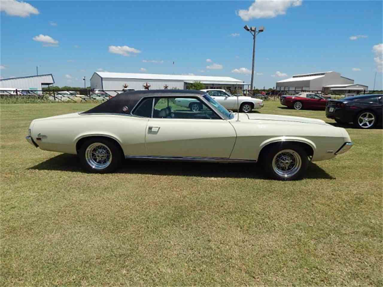Large Picture of 1969 Mercury Cougar located in Wichita Falls Texas - $26,900.00 Offered by Lone Star Muscle Cars - LG03