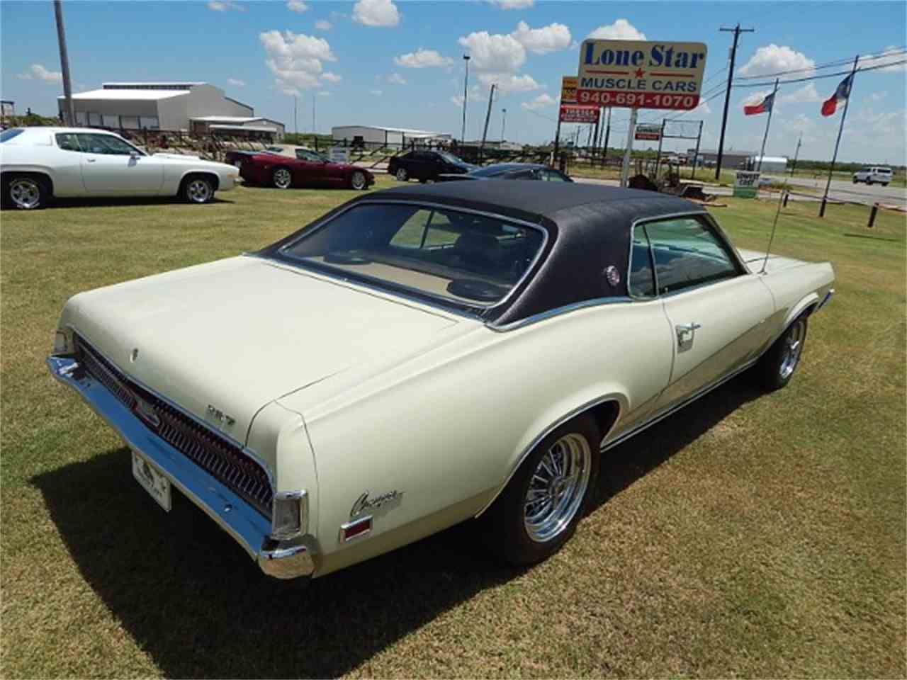 Large Picture of Classic '69 Mercury Cougar located in Wichita Falls Texas - $26,900.00 - LG03