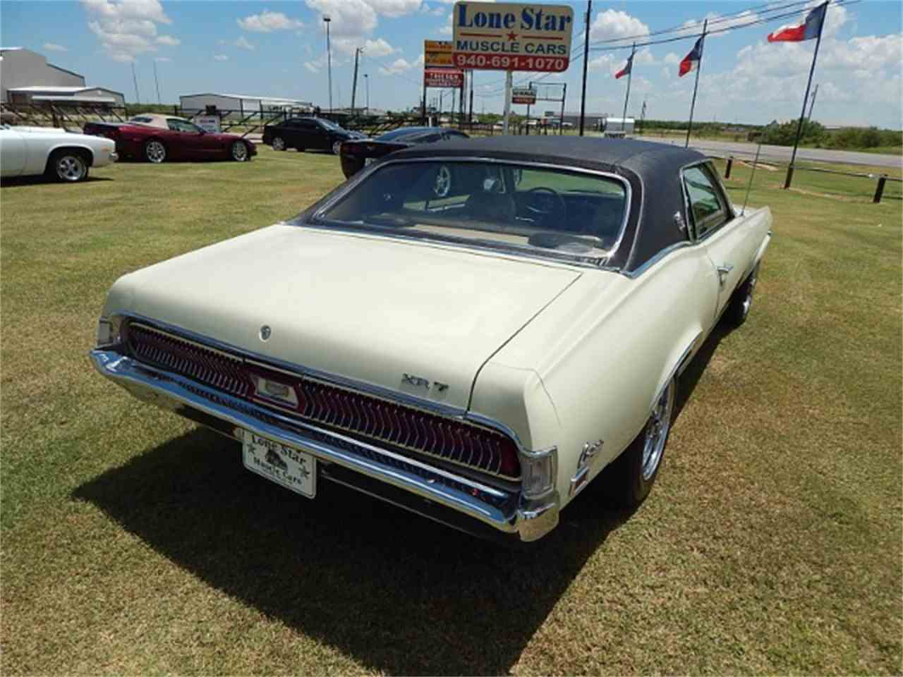 Large Picture of 1969 Mercury Cougar Offered by Lone Star Muscle Cars - LG03