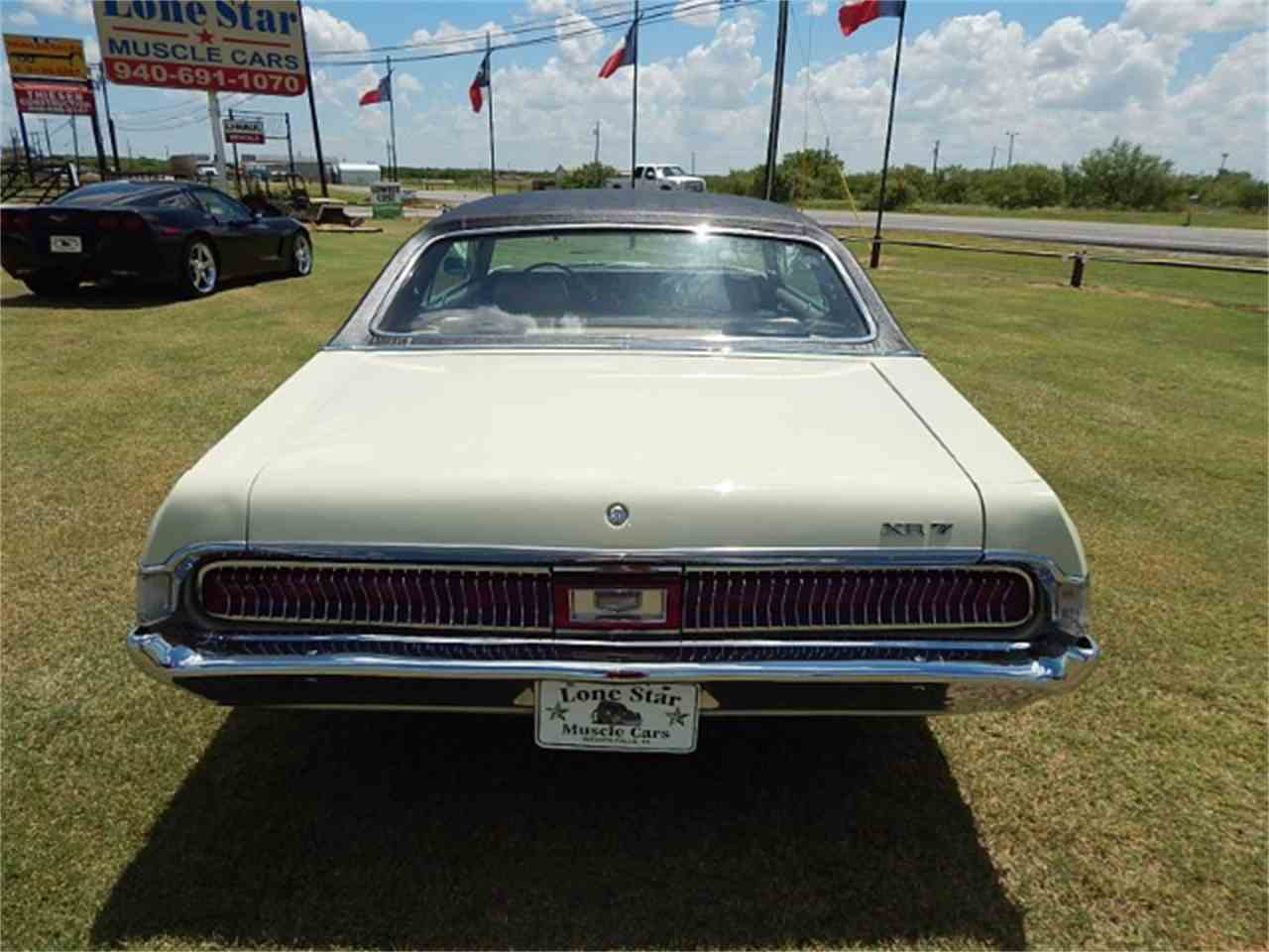 Large Picture of Classic 1969 Mercury Cougar Offered by Lone Star Muscle Cars - LG03