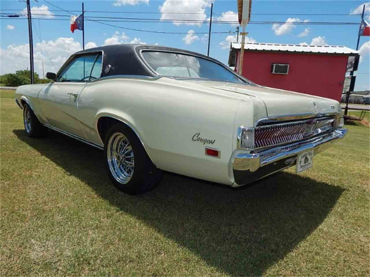 Large Picture of Classic '69 Cougar located in Texas - LG03