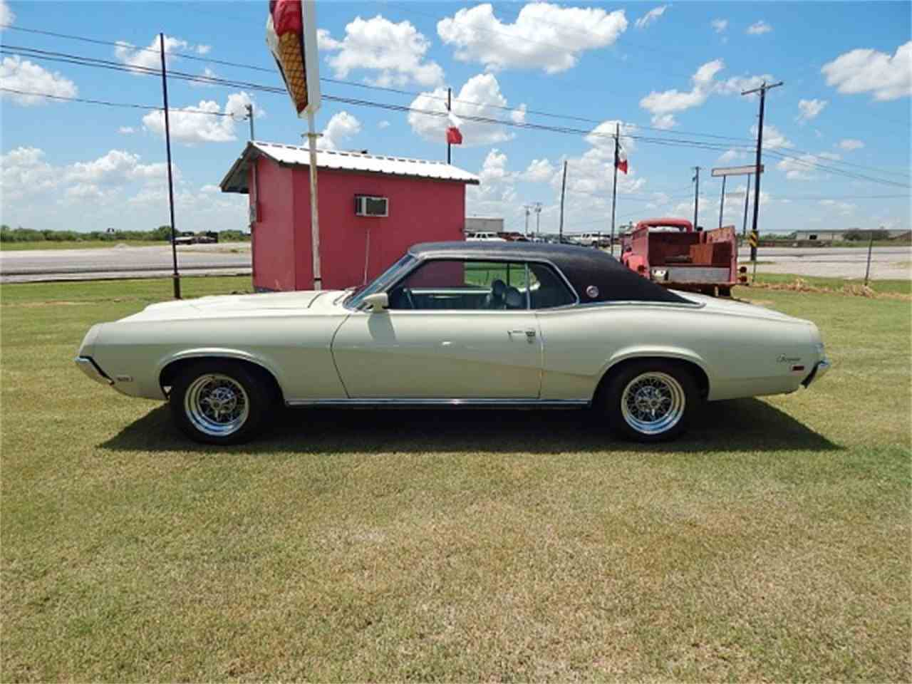 Large Picture of Classic '69 Mercury Cougar located in Texas Offered by Lone Star Muscle Cars - LG03