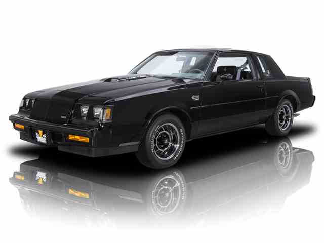 Picture of '87 Grand National Offered by RK Motors Charlotte - LJL5