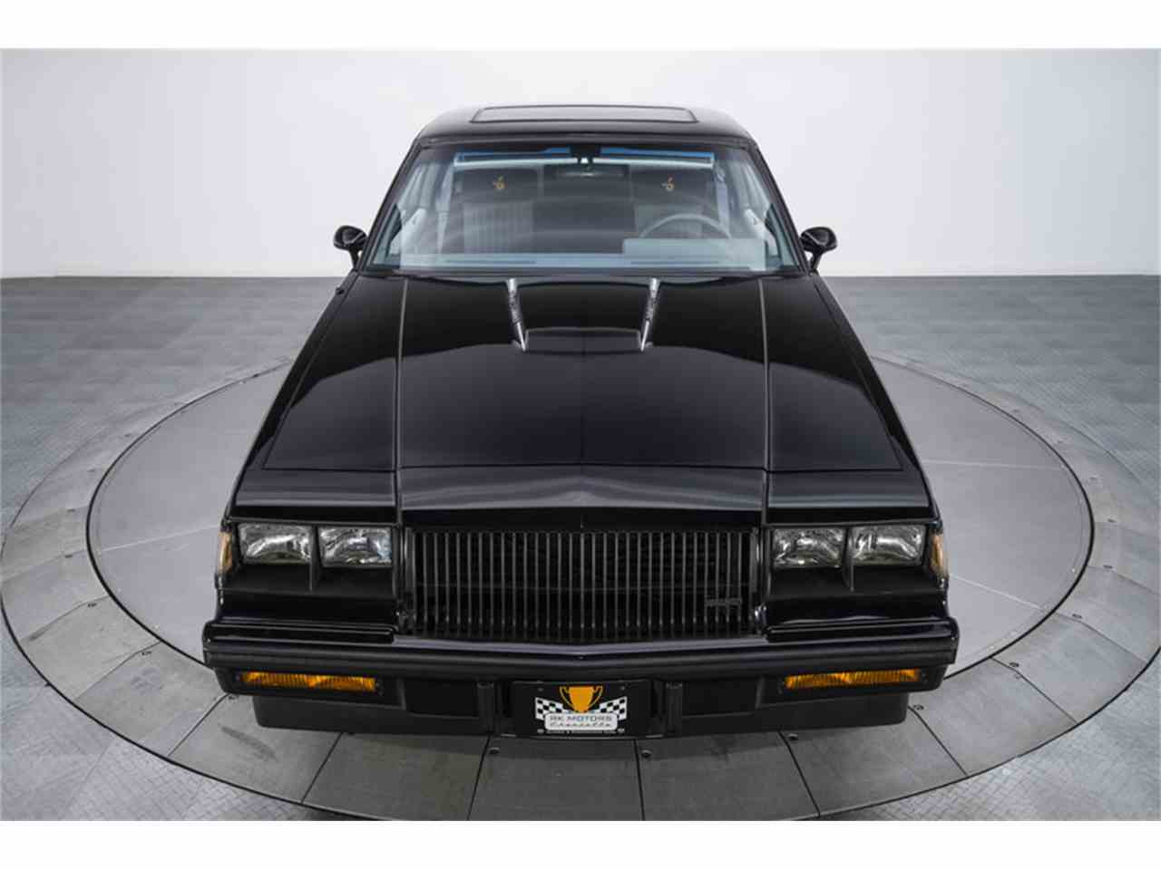 Large Picture of '87 Grand National - LJL5