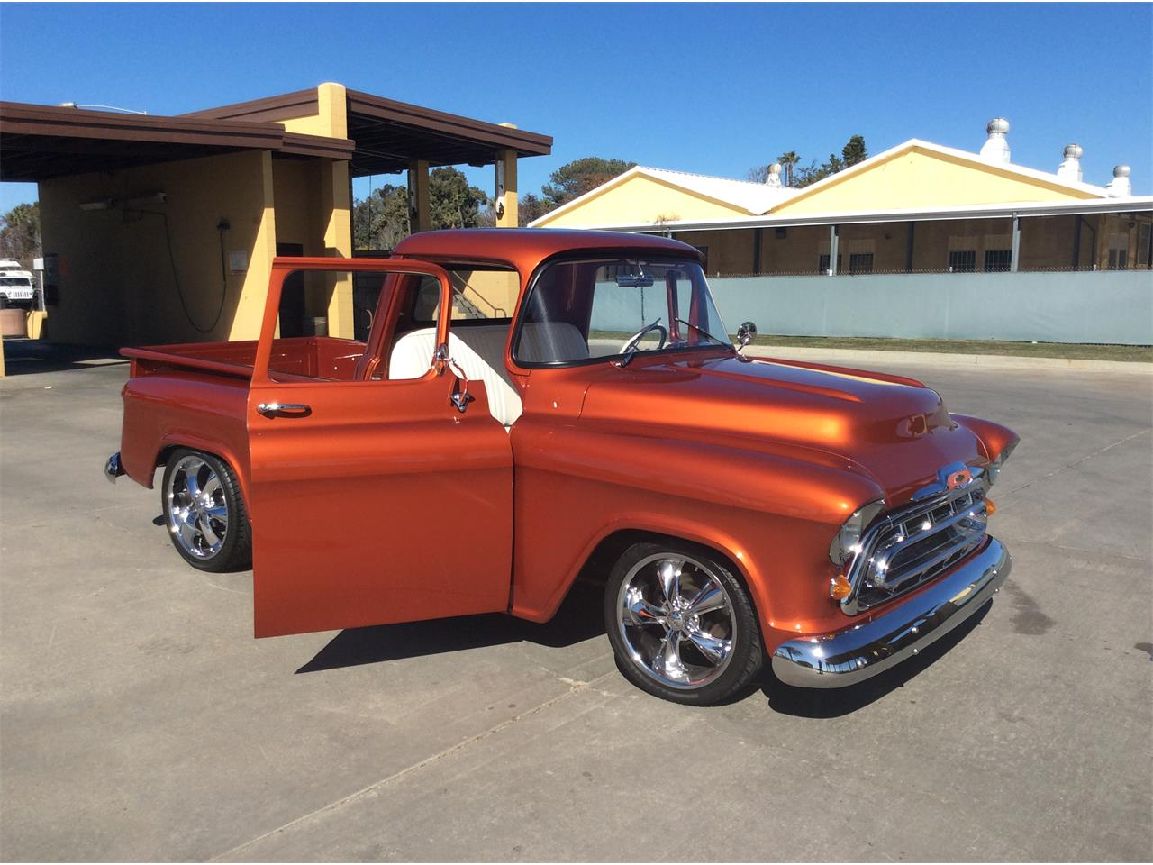 Large Picture of Classic 1957 Pickup located in San Diego California - LJLH