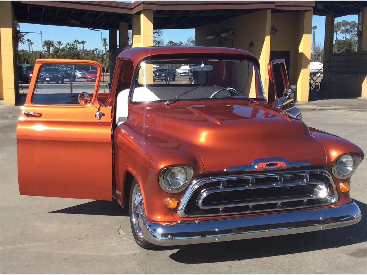 Large Picture of '57 Pickup located in San Diego California - LJLH