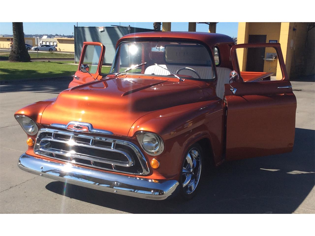 Large Picture of '57 Pickup located in San Diego California Offered by a Private Seller - LJLH
