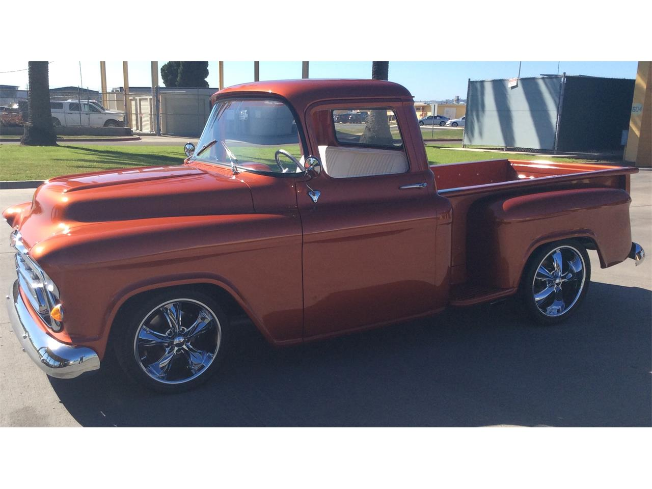 Large Picture of 1957 Chevrolet Pickup located in San Diego California - $49,500.00 - LJLH