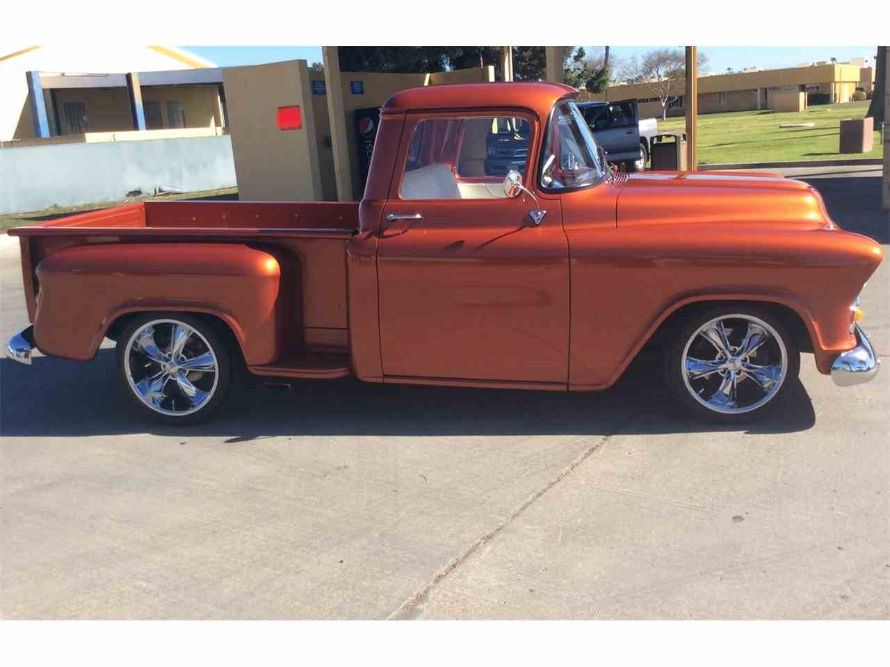 Large Picture of '57 Pickup - LJLH