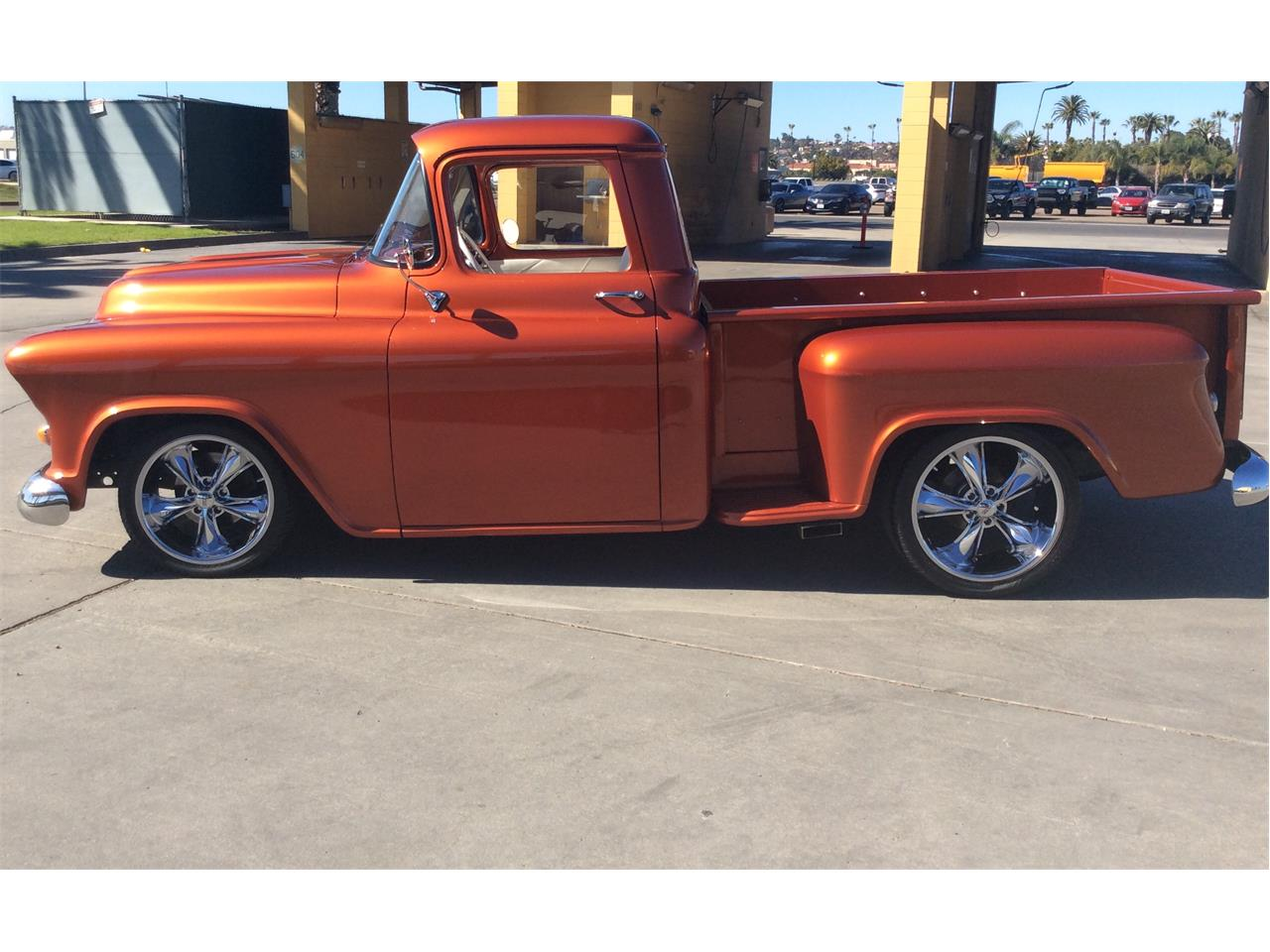 Large Picture of Classic 1957 Chevrolet Pickup Offered by a Private Seller - LJLH
