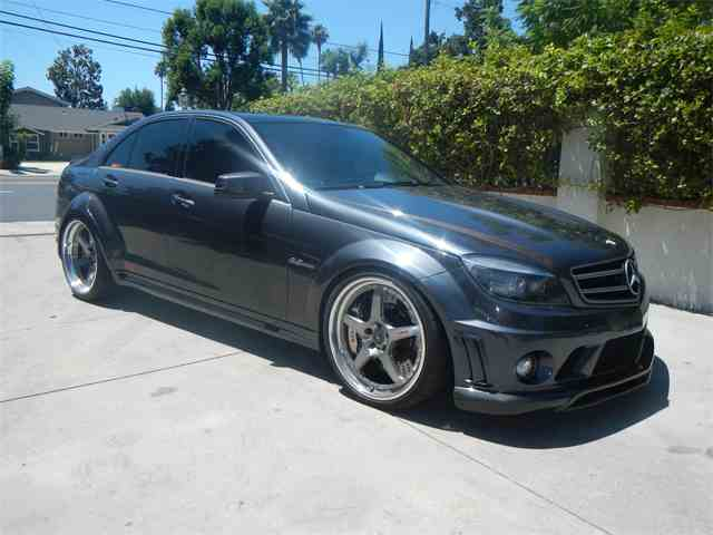 Picture of '09 C-Class Offered by California Cadillac And Collectibles - LJM4