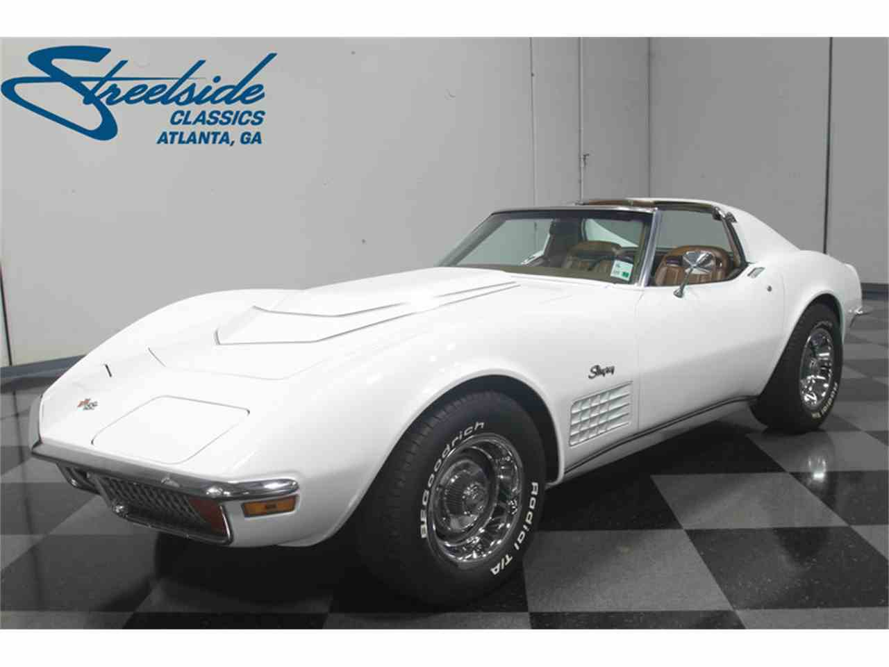 Large Picture of '72 Corvette - LJNS