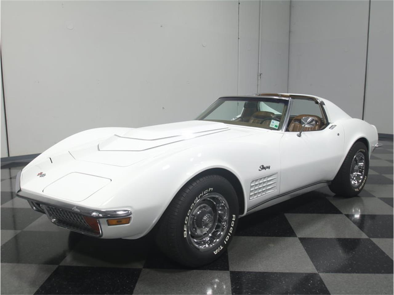 Large Picture of Classic '72 Chevrolet Corvette located in Lithia Springs Georgia - $21,995.00 - LJNS