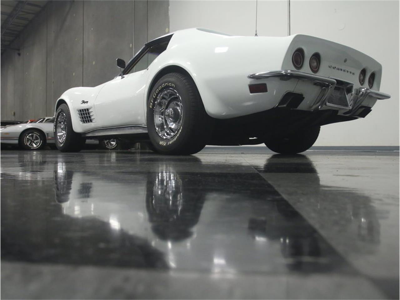 Large Picture of '72 Corvette - LJNS