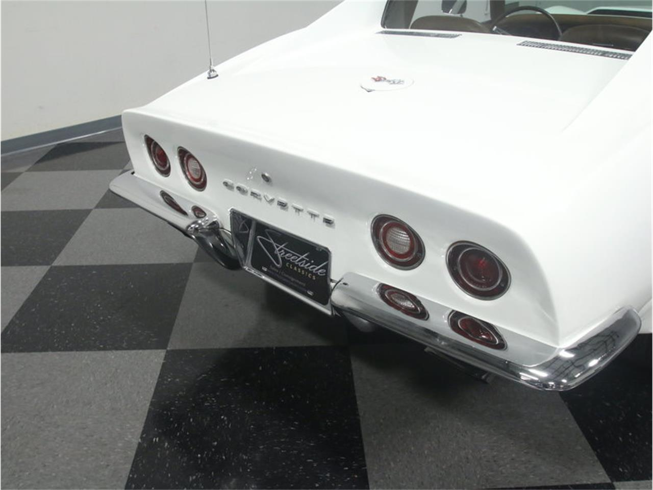 Large Picture of '72 Chevrolet Corvette located in Georgia Offered by Streetside Classics - Atlanta - LJNS