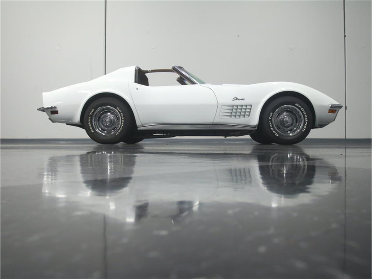 Large Picture of Classic 1972 Chevrolet Corvette located in Georgia Offered by Streetside Classics - Atlanta - LJNS