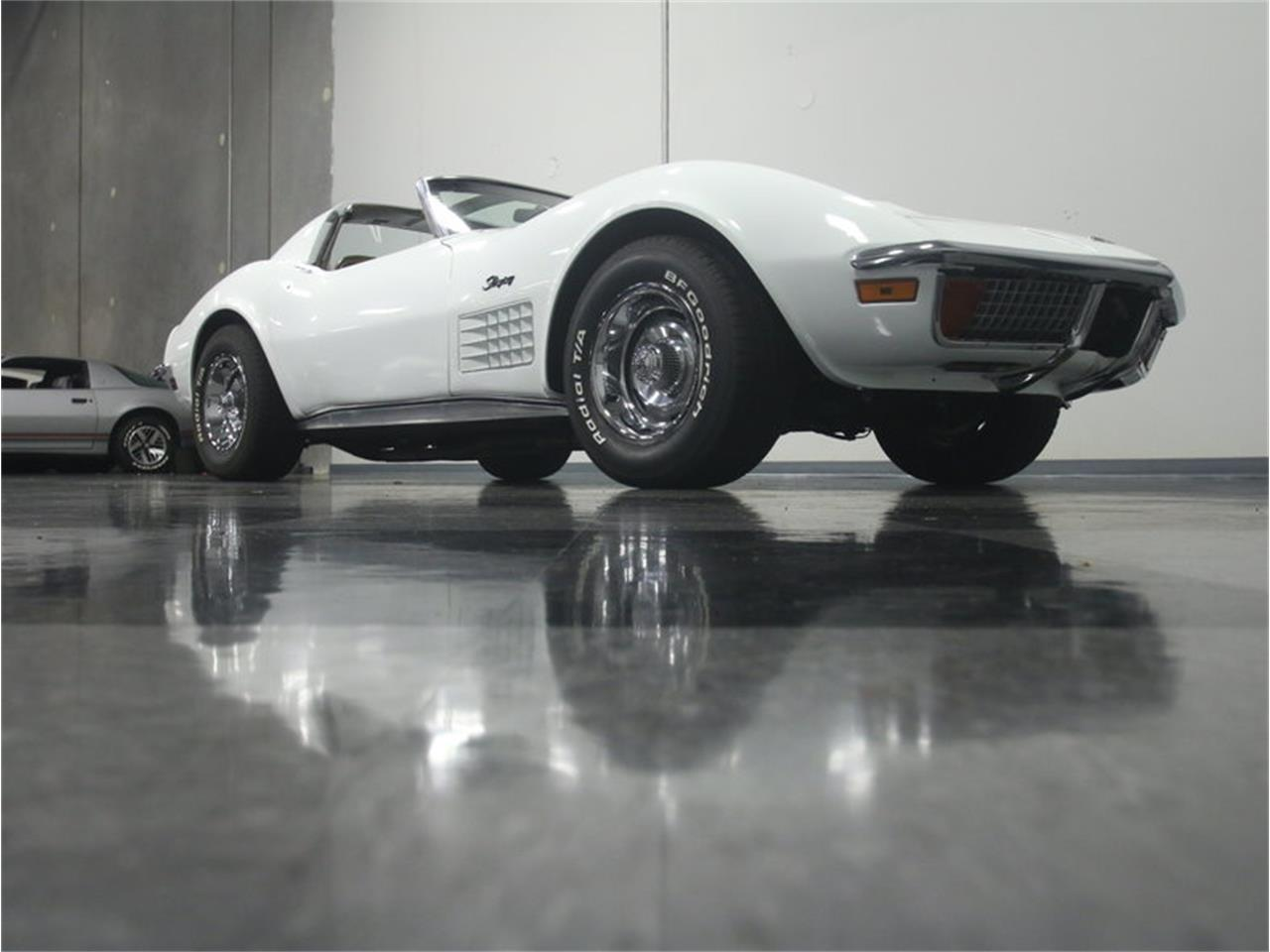 Large Picture of Classic '72 Corvette located in Lithia Springs Georgia Offered by Streetside Classics - Atlanta - LJNS