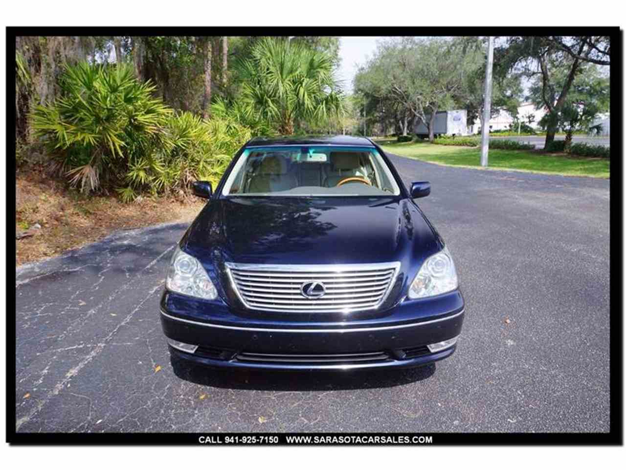 Large Picture of '05 LS430 - LJNW