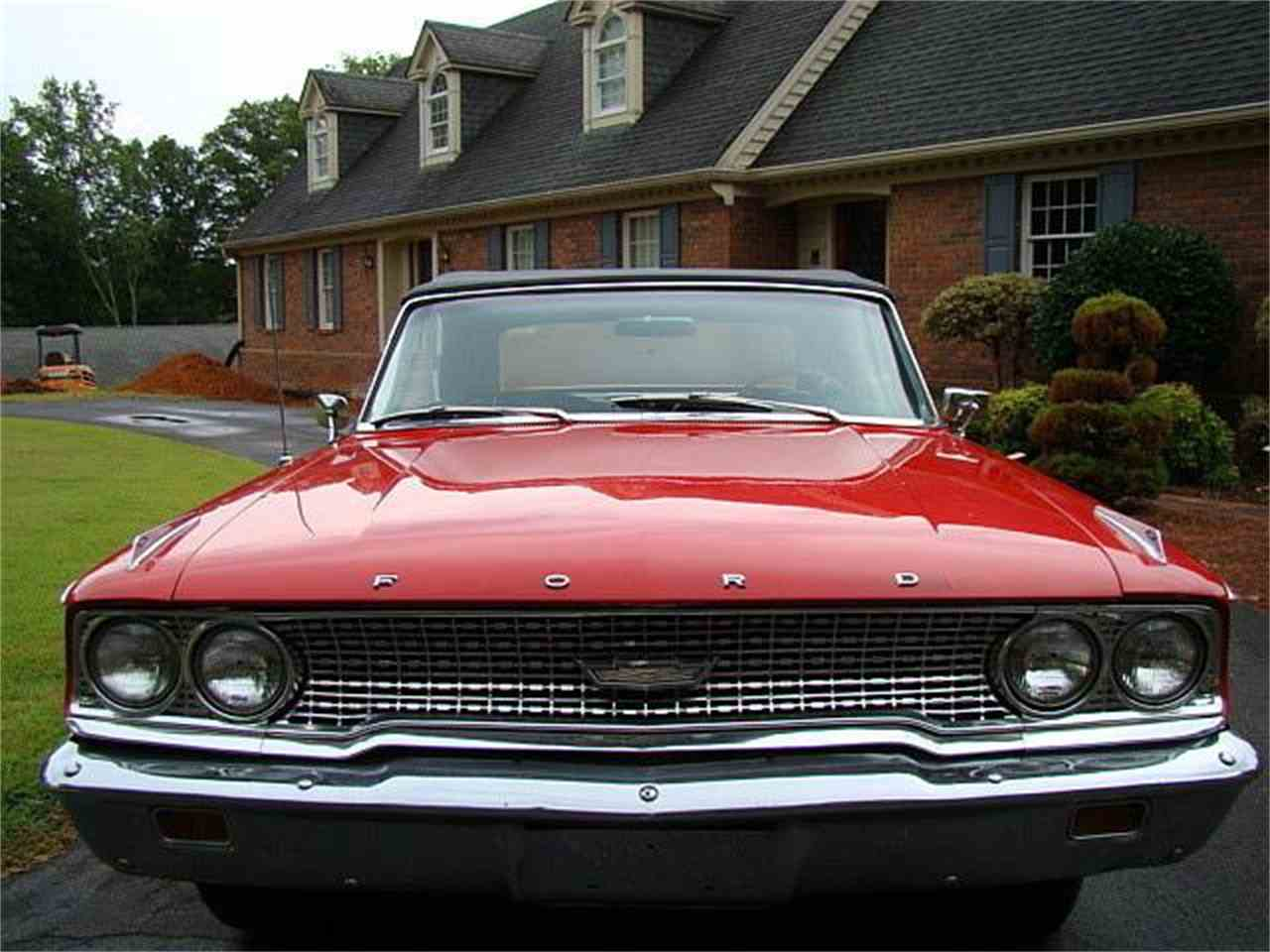 Large Picture of '63 Ford Galaxie 500 located in California - $19,900.00 Offered by Classic Car Guy - LJO9