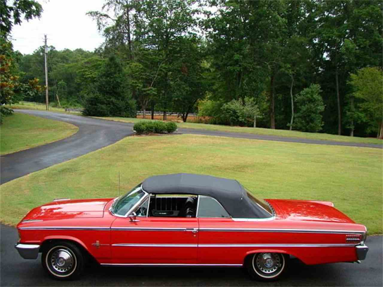 Large Picture of Classic 1963 Galaxie 500 located in San Luis Obispo California - LJO9
