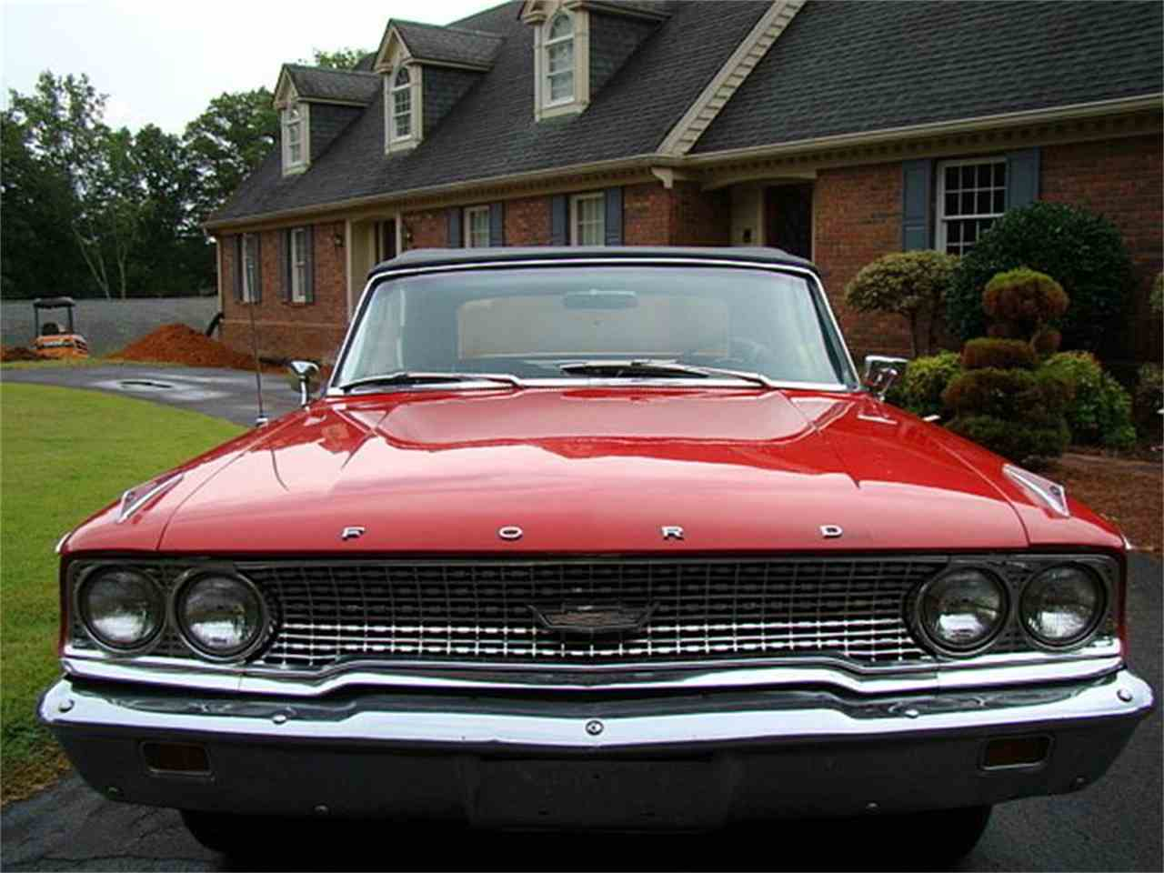 Large Picture of Classic '63 Galaxie 500 located in San Luis Obispo California - LJO9