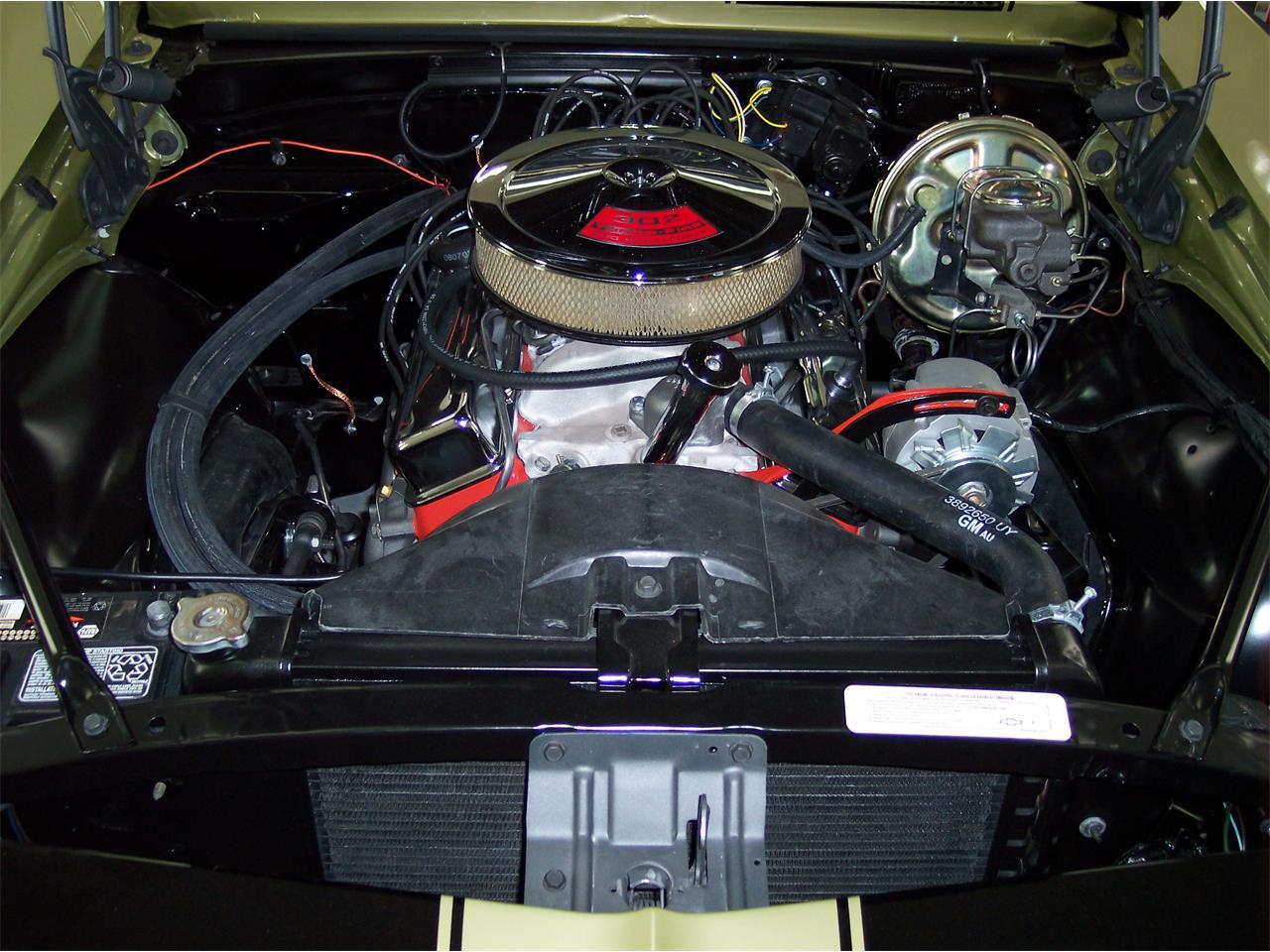 Large Picture of '68 Camaro Z28 - LJQ1