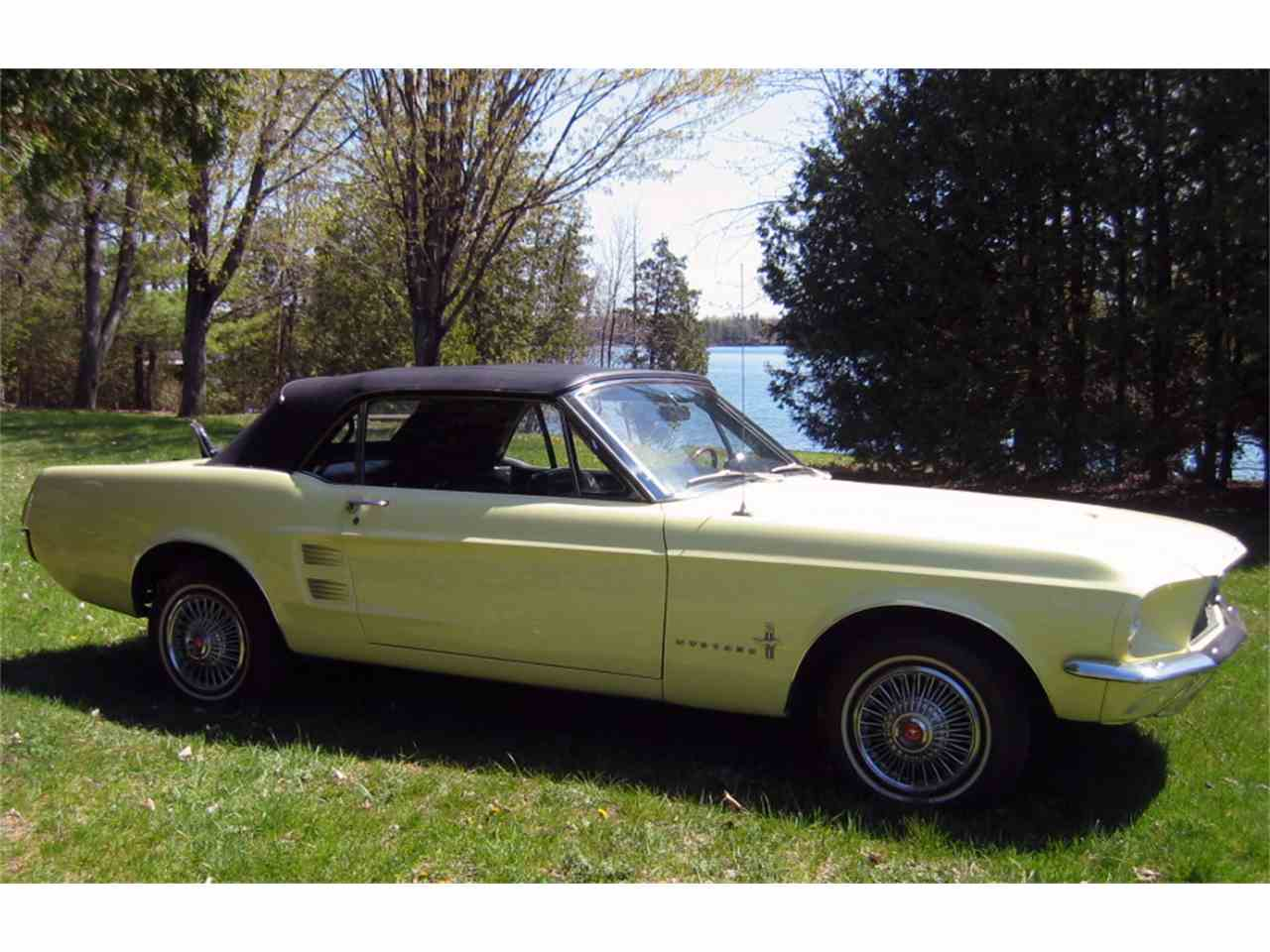 1967 Ford Mustang for Sale | ClassicCars.com | CC-1005348