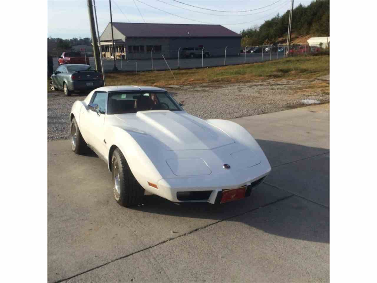 Large Picture of '76 Corvette Stingray - LJRX