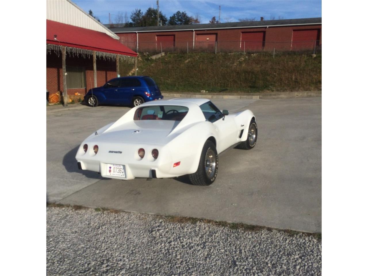 Large Picture of '76 Corvette Stingray - LJRX