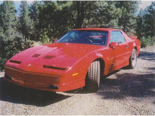 Picture of '88 Firebird Trans Am GTA - LJTS